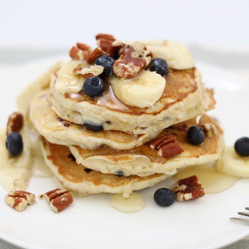 ウルトラミックスを使った簡単パンケーキレシピ・お菓子レシピ